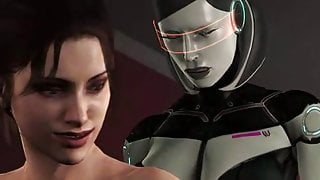 Mass Effect - EDI Special Delivery