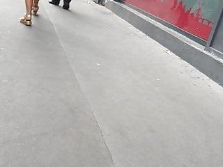 Jeune noire americaine sex - Jeune arabe sandales noir sexy paris