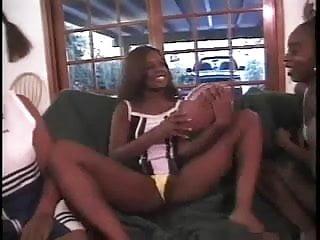 Ebony lesbian muff divers - Ending scene from ebony muff divers 2