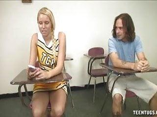 Jerking off to hot teens Hot schoolgirl jerking off