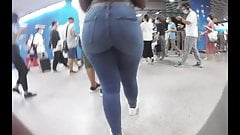 Bomb ass black college babe