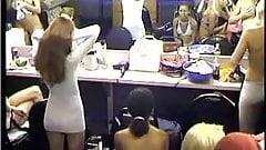 sexy stripclub girls naked spy cam