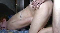 Ehefrau liebt es, in den Arsch gefickt zu werden 3