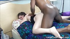 moaning wife gets bbc and hubby films