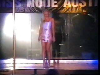 Miss nude world 1996 - Ashlea - miss nude sydney