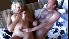 Blonde Mature is up for a good Ass fucking