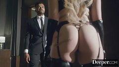 Deeper. Blake takes control when her boyfriend's ex shows up