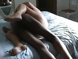 Wife cum interracial Mature white wife cums on her black lovers cock