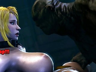 Nude metroid samus - Samus aran fucked by a monster cock mutant