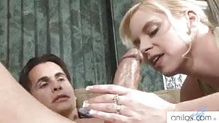 Bigit step mom gets pussy jizzed