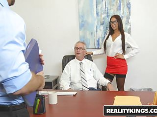 My boss daughter strip - Realitykings - rk prime - bosses daughter