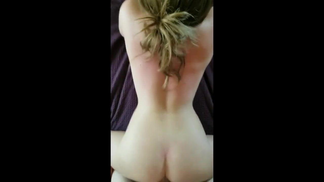 Blonde Amateur Milf Blowjob