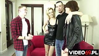 Polskie Porno - Angelika M. - Podrywaczki