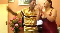 arab whore dancing in whores house