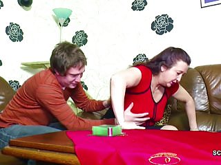Mom son first anal German step-son seduce mom to get first fuck and lost virgin