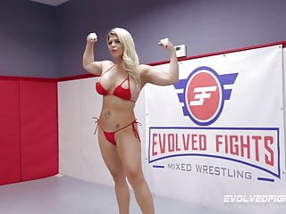 Lesbian wrestling sex stories - London river lesbian wrestling and fucks carissa montgomery