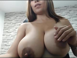 Natural tits lactation - Beautiful milk maiden 3