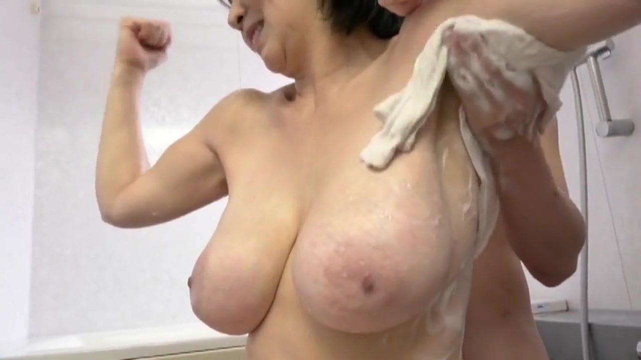 Step Mom Big Tits Blowjob