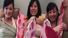 The Asian Footfetishdream