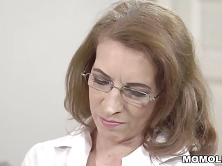 Doctors gay patients Old psychiatrist and her patient