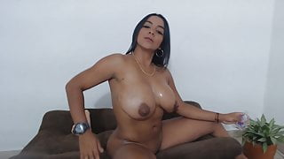 Thick Big Tits Big Ass Colombian Girl