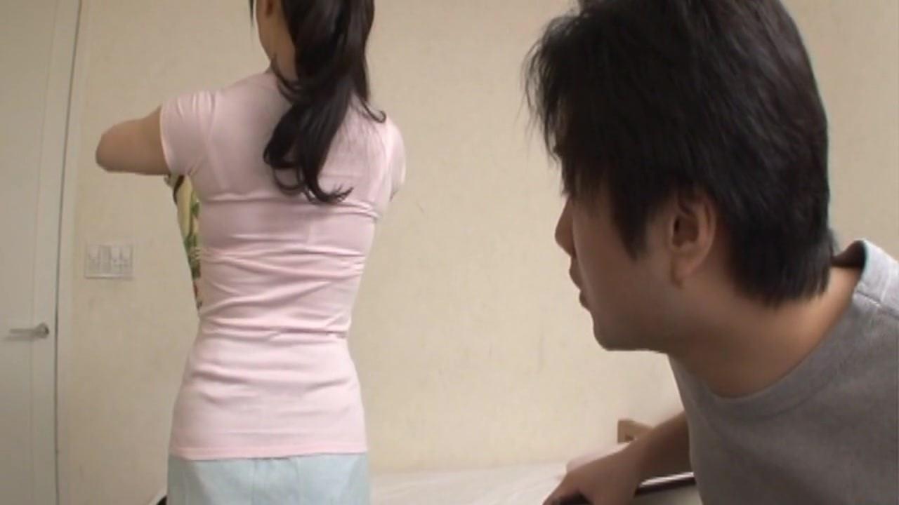 Japanese Mother Son Masturbate