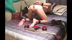 Anal Hooked and Punished