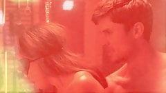 Charisma Carpenter very hot sex scenes in Bound