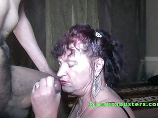 Granny cock Big black cock for granny kim