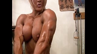 She Muscle Retro Gym Pt1