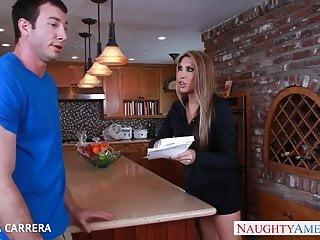 Kayla abe fucked - Chesty kayla carrera gets pussy fucked