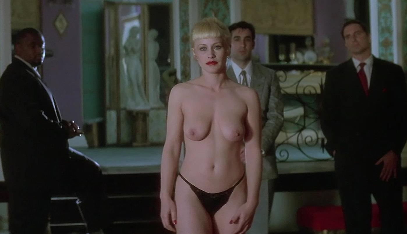 Patricia arquette nude