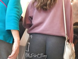 Vagina wedgy - What a wedgie