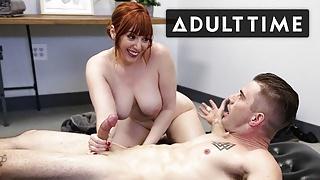 Sexy MILF Lauren Phillips Gives The HOTTEST Massage