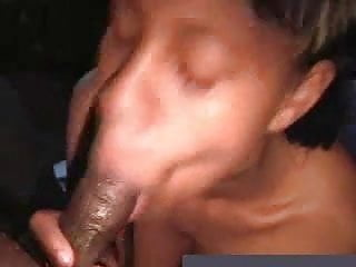 Black girls dick sucking contest - Skinny black girl sucking dick and gobbling balls