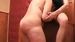 Russian mature mother