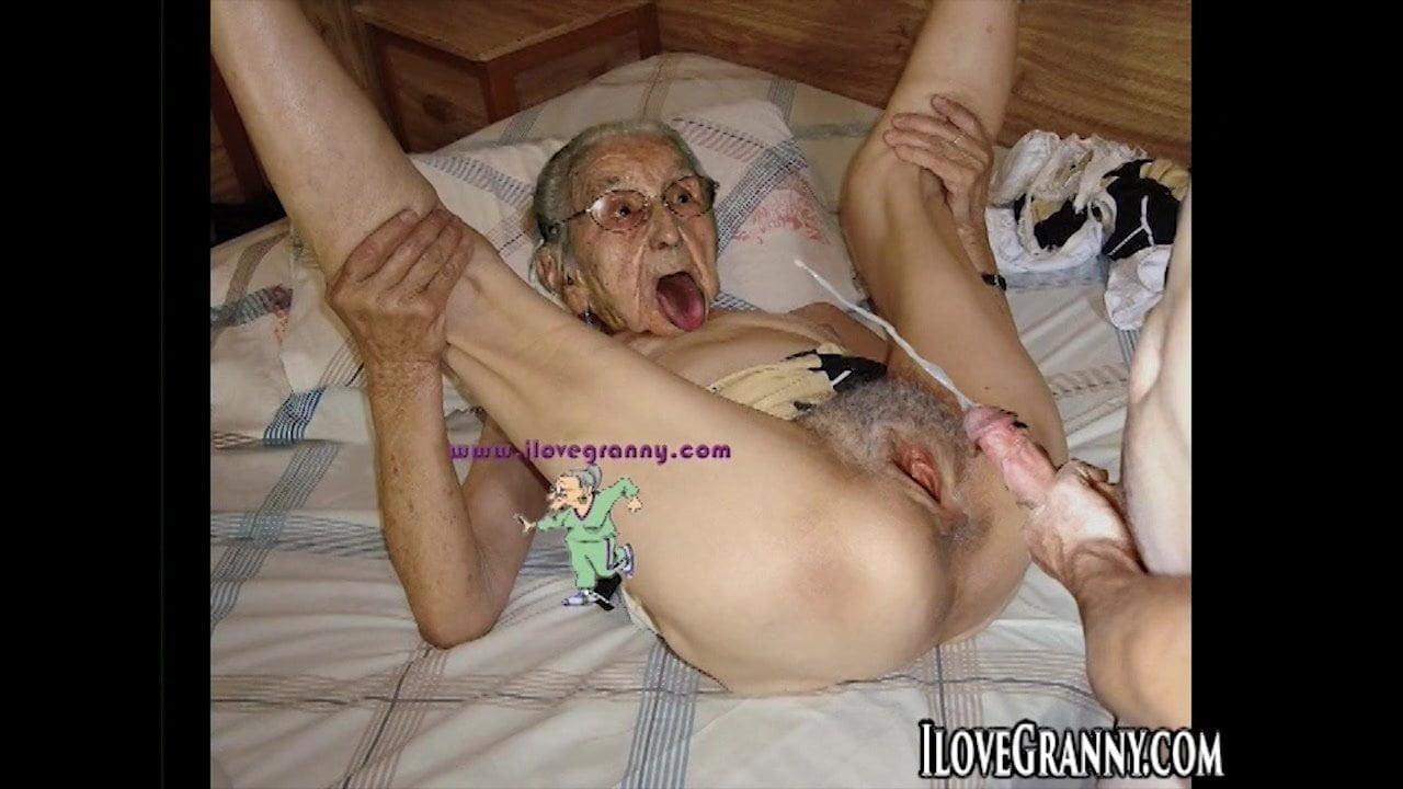 Old Granny Pornos