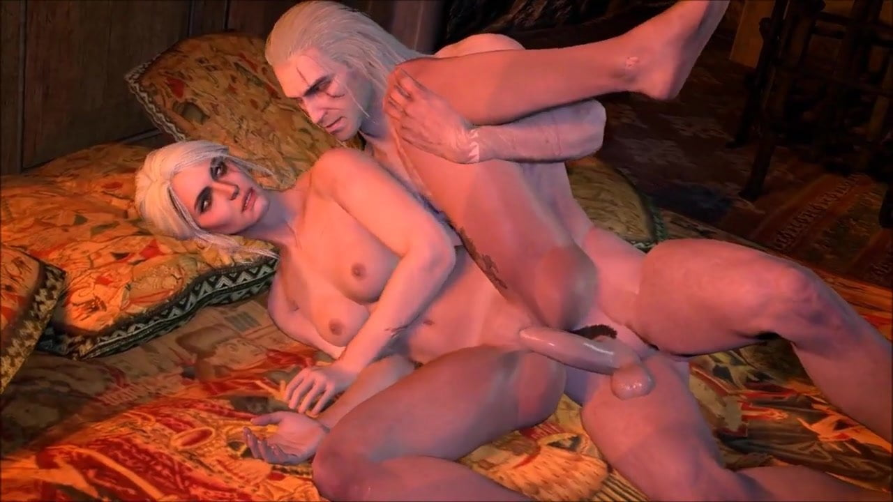 Free the witcher porn pics