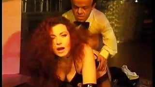 Midget In A Suit Fucks A Stripper
