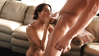 Goth Babe Takes Super Anal From Hung Stud