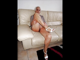 Women with dildo that are huge Charming women with grey hair 2
