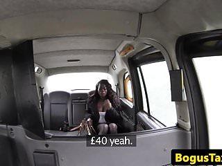Ebony deepthroat spankwire Taxi ebony spunked on face after deepthroat
