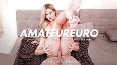 AmateurEuro - Hot MILF Subil Arch Hardcore Casting Fun Sex