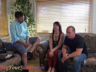 Hot young huge tits fucking Hot tattooed sister deepthroating huge cock brutally fucked