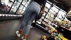 Voyeur covid 6 sexy teen jeans