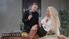 Dirty Masseur - Nicolette Shea Danny D - Massaged On The Job