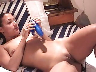 The camera guy porn - Cute chica plays solo in bedroom then sucks off camera guy