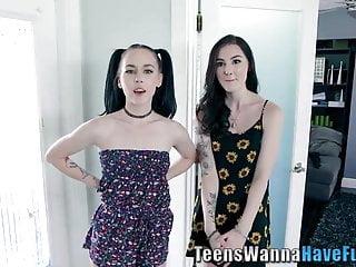 Porn girls slumber party - Slumber party teens ride