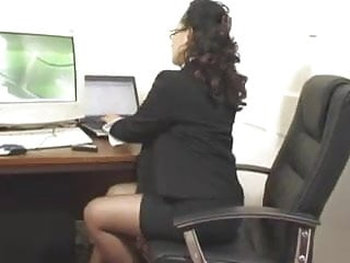 Dc adult toys - Dc masturbates in the office :-pntk-: