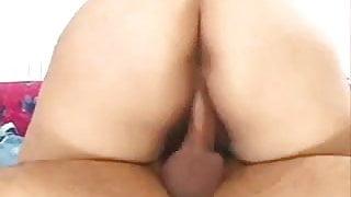 Super stepmom with big boobs & plump cunt!